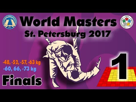 World Masters St. Petersburg 2017: Day 1 - Final Block