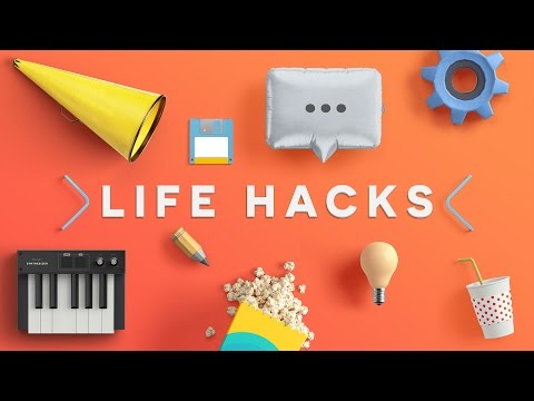 "Life Hacks - ""One Discipline"" - 7/17/2016"