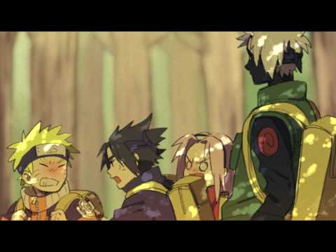 Naruto Shippuden Opening 20 (Male Version)