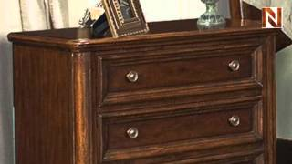 Melrose Park Nightstand S735-02 By Fairmont Designs