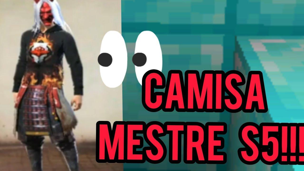 TEXTURA FF CAMISA DE MESTRE S5 NA OURO S8(mais download)