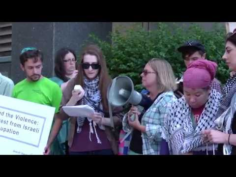 Boeing role in Gaza massacre leads to protest, arrests