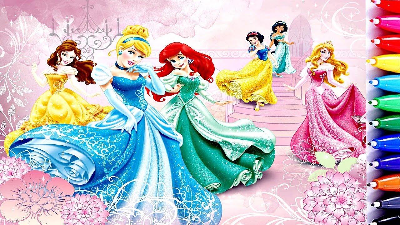 Disney Princess Ariel Belle Cinderella