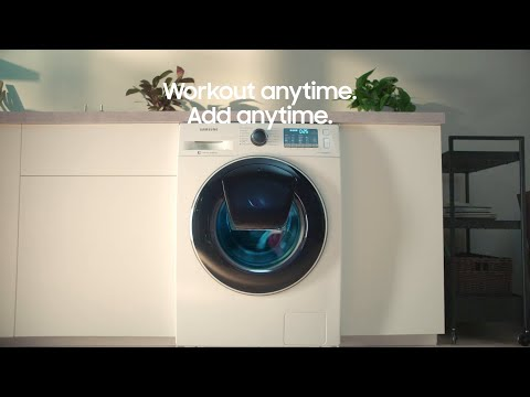 Samsung Home Appliances: Editorial Campaign AddWash™ Video Article