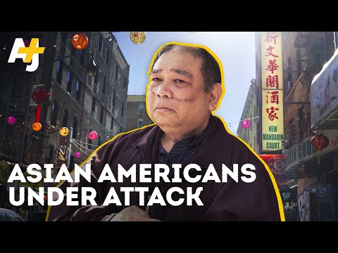 'I Shouted For Help, But Nobody Helped Me': Asian Americans Are Under Attack