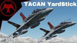 DCS Tacan Yardstick Tutorial
