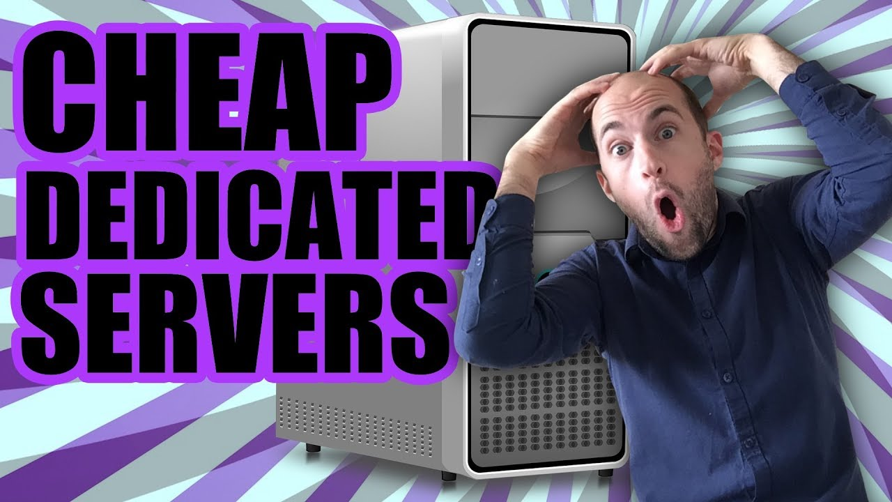 Cheap Dedicated Server - The Best Dedicated Server Hosting That You Can  Find Online!