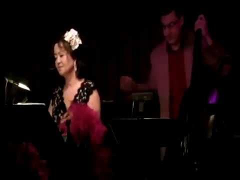 KYOKO SAEGUSA sings JIMMY VAN HEUSEN #1 w/KEITH INGHAM,DMITRI KOLESNIK & BOBBY PORCELLI
