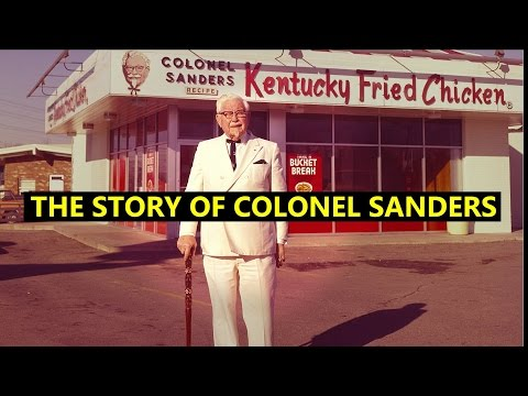 The Success Story of KFC