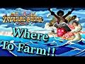 Where To Farm Super Evolution Skulls   One Piece Treasure Cruise