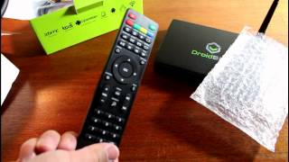 review droidbox t8 4k uhd tv set top box based on android kitkat 4 4 2