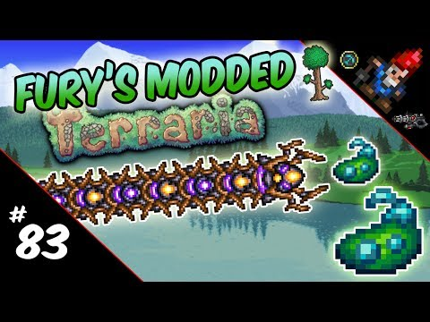 Fury's Modded Terraria | 83: The Time of the Gnome