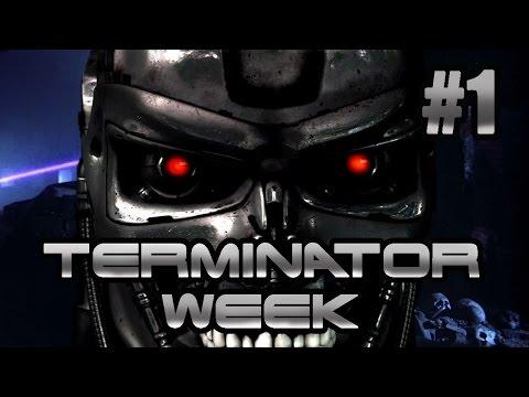 Terminator Week Part #1 - The Terminator Sega CD