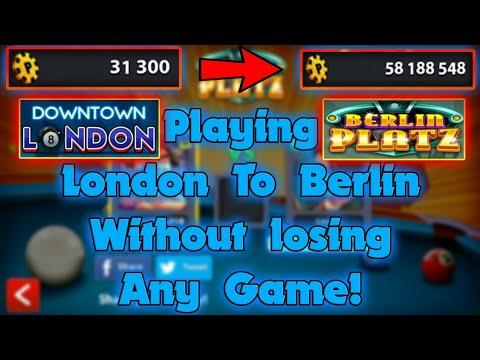 Wow😮! 30K To 58M Coins 👌- London to Berlin Chllg-Road to Billion Episode #1/ تحدي لندن الى برلين💝