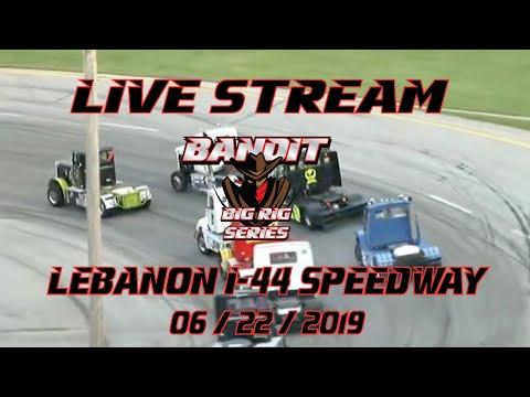 BanditTV Livestream - Lebanon I-44 Speedway - 6/22/19