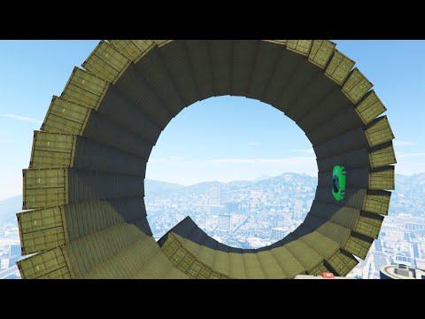 PERFECT GTA LOOPING! (GTA 5 Funny Moments)