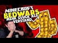 MEHR GLÜCK ALS VERSTAND & NEUE MAP DRAGONS MIT 32 SPIELERN! ✪ Minecraft Bedwars Woche Tag 63