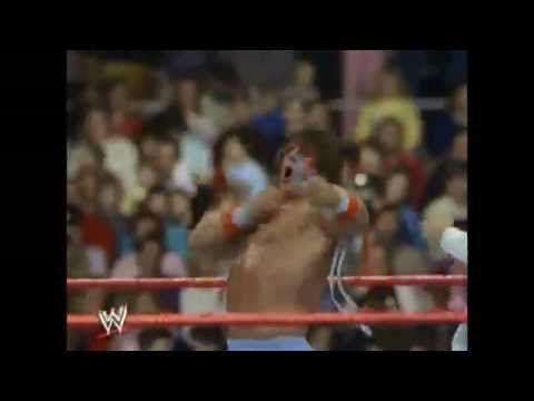 WWE/WWF Ultimate Warrior 1st Theme With Custom Titantron RIP