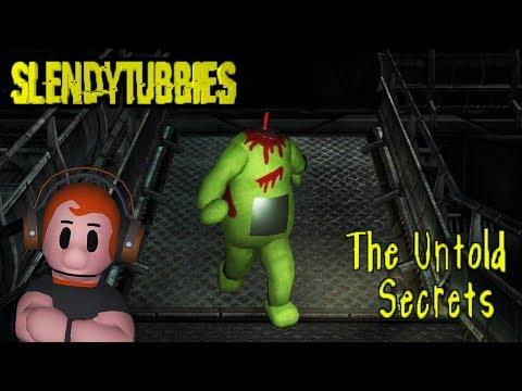 YOUR HEAD IS MINE TASTE | SLENDYTUBBIES THE UNTOLD SECRETS ( DEMO ) SATELLITE STATION - COLLECT 10