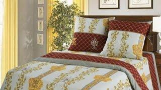 видео оригинальный комплект постельного белья сатин цена в интернет магазине с доставкой