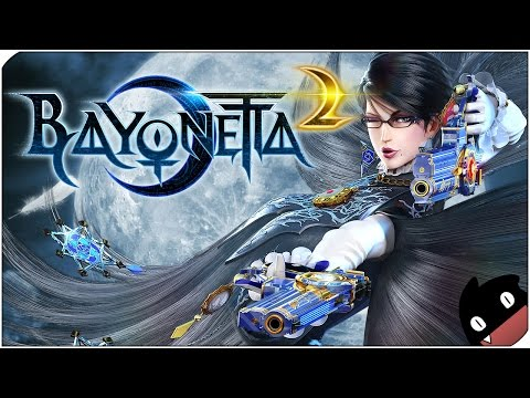 Let's Play: Bayonetta 2 - Episode 12 - Madama Butterfly by