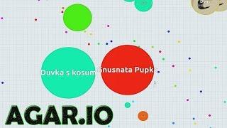 ГНУСОТИИ АТАКУВАТ ЕВРОПА! w/ NikiGamesBG - Agar.io