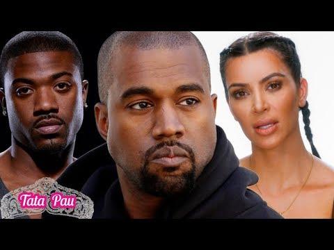Kim Kardashian et Ray J DRAMA,les  Ex amants retirent leurs gants🍵