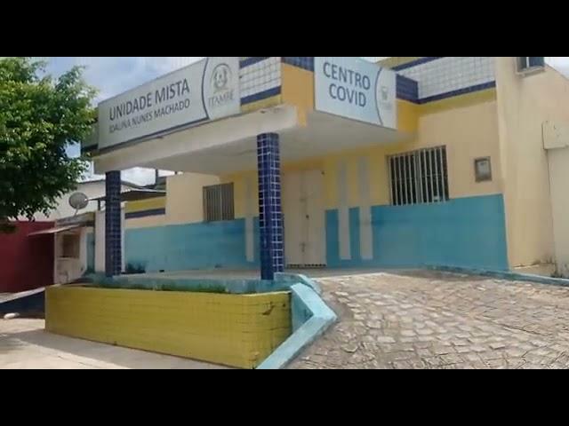 ESGOTO A CÉU ABERTO EM FRENTE A UNIDADE DE SAÚDE DE IBIRANGA EM ITAMBÉ