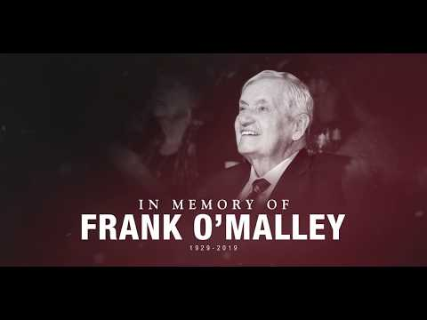 In Memory of Frank O'Malley - Benedictine College