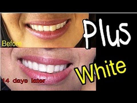 Does Plus White 5 Minute Premier Whitener Work Youtube