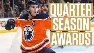 These Are Your Quarter-Season NHL Award Winners