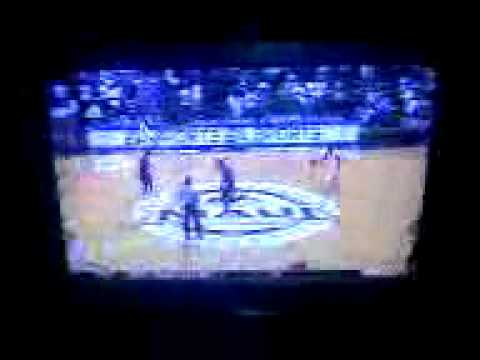 BILL RAFTERY call to start the game