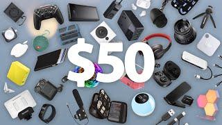 50 Gadgets Under $50 #2! 🤯