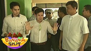 Banana Split spoofs Mayor Binay suspension