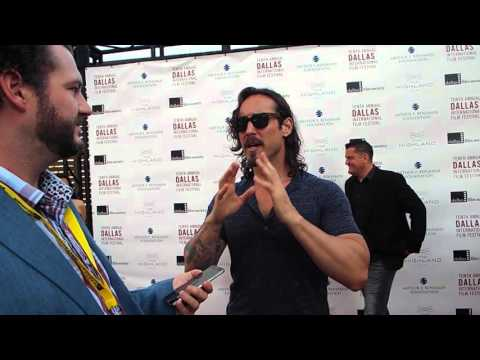 DALLAS FILM FESTIVAL INTERVIEW with Johnny Strong on the film DAYLIGHT'S END