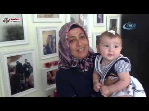 15 Temmuz Şehidi Gülşah'ın Annesi Şehit Beslemiş BüyütmüşümHatayinternettv Com