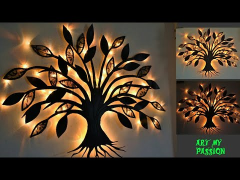 diy-wall-hanging-craft-ideas-|-diy-unique-wall-hanging-|-diy-wall-decor-|-room-decor-|-artmypassion