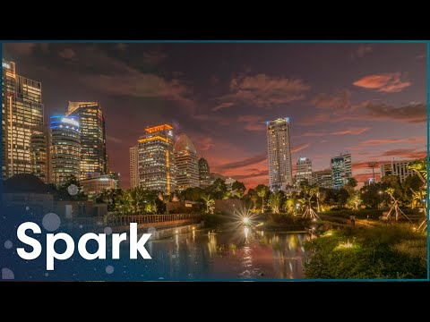 The Hidden Chaos Of Jakarta | Magnificent Megacities | Spark