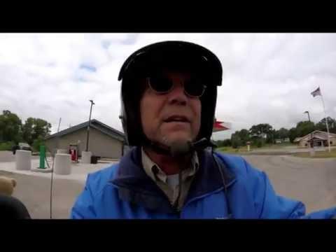 Lake Michigan SaddleSore 1000 Circle Tour.  IBA Ride