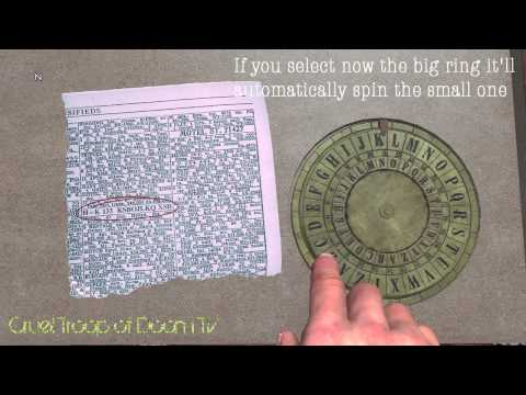 L.A. Noire: How To Solve The Cipher Puzzle [Nicholson Electroplating]