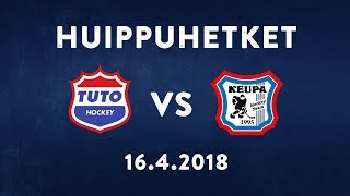 TUTO - KEUPA HT ottelukooste (16.4.2018)