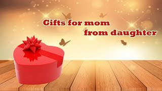 Top 5 Gifts For Mom From Daughter | Cheapest 5