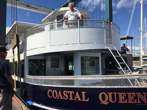 Conanicut Marine Services Welcomes Coastal Queen