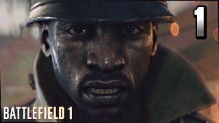 BATTLEFIELD 1 Gameplay Walkthrough Part 1 · Mission: Storm of Steel (War Stories Campaign) 60fps