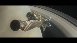 Cassini's Grand Finale - End of its mission to Saturn