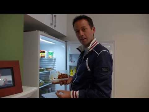 What's inside Jeff's fridge?