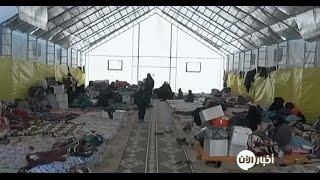 أخبار عربية: مهجرون من حلب يروون لأخبار الآن ما عانوه أثناء الحصار