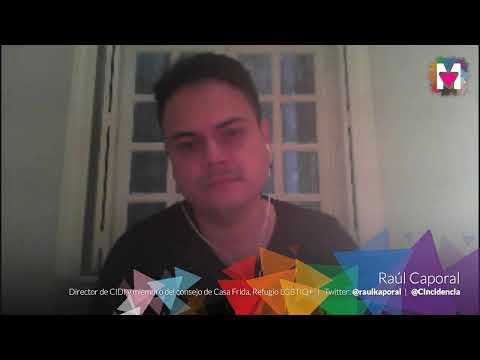 El clóset del VIH con Raúl Caporal