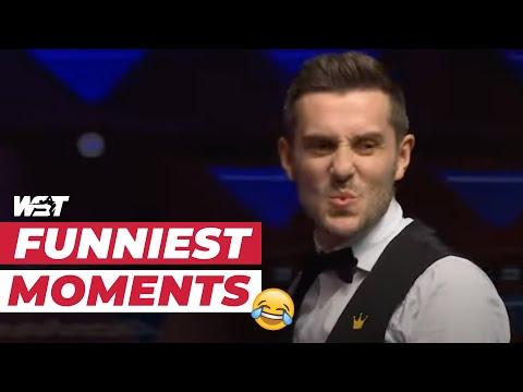 Funniest Snooker Moments | Part 1 | World Snooker Tour