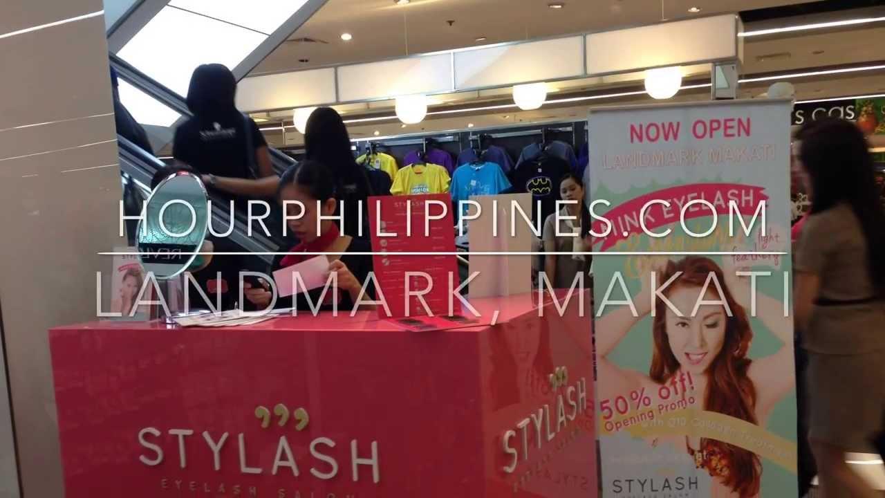 674789bba3c Stylash Eyelash Extension Landmark Makati by HourPhilippines.com ...